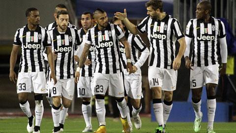 """Cagliari 1-3 Juventus: """"Lão bà"""" lên đỉnh trước kỳ nghỉ Đông"""