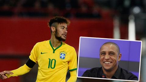 Neymar là đối thủ của Messi và Ronaldo