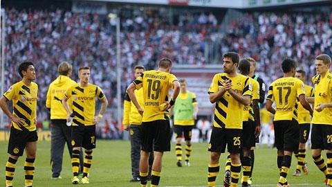 Mổ xẻ cuộc khủng hoảng của Dortmund