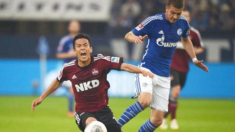 21h30 ngày 20/12, Schalke vs Hamburg: Mồi ngon mừng tiệc