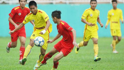 Tôn Hoa Sen tài trợ cho giải U19 QG