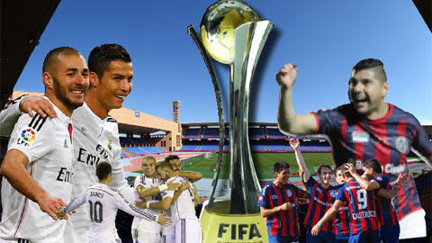 02h30 ngày 21/12, Real Madrid vs San Lorenzo: Ai cản nổi Real?