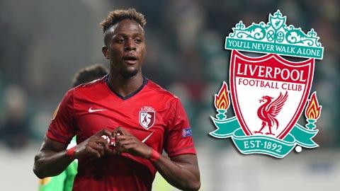 Origi sẽ tới Liverpool ngay trong tháng 1