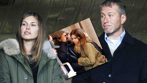 Vợ Abramovich cặp… tài tử DiCaprio