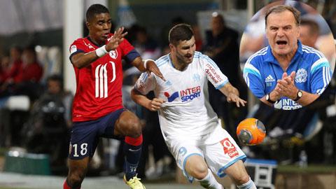 20h00 ngày 21/12, Marseille vs Lille: không dễ đâu, Bielsa!