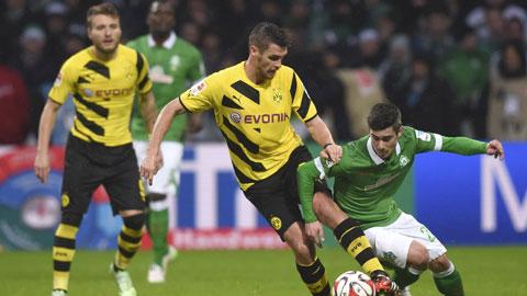 Tường thuật loạt trận sớm vòng 17 Bundesliga 2014/15: Nỗi buồn vùng Ruhr