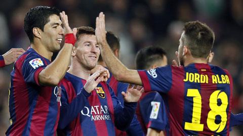 """Những vết hằn trên """"bàn tay nhỏ"""" của Barca"""