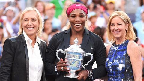 Serena Williams: Tay vợt nữ huyền thoại trong lịch sử WTA