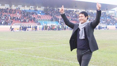 Ghế HLV tại V-League 2015: Dồi dào những… phương án B