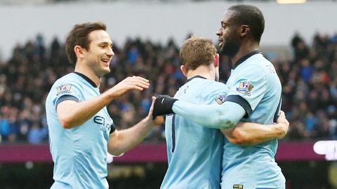Man City: Nhà vô địch đã trở lại