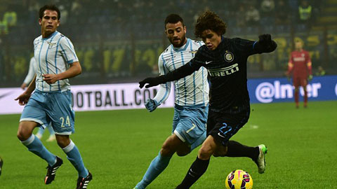 Inter Milan 2-2 Lazio: Tiếc cho chủ nhà