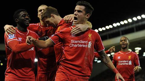 Góc chiến thuật: Liverpool áp đảo Arsenal nhờ tốc độ