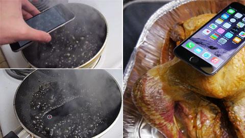 """iPhone 6: Món """"nướng"""" hay """"luộc"""" ngon hơn?"""