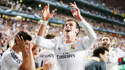 """Bale """"bật đèn xanh"""" cho Man United"""