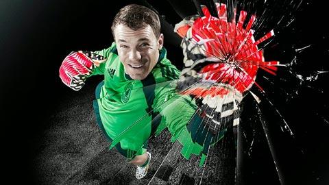 """2014: Năm """"lên hương"""" của các thủ môn"""