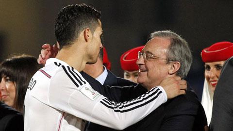 Ronaldo lại được người nhà tán dương