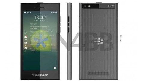 Lộ diện BlackBerry Rio giá 6 triệu đồng