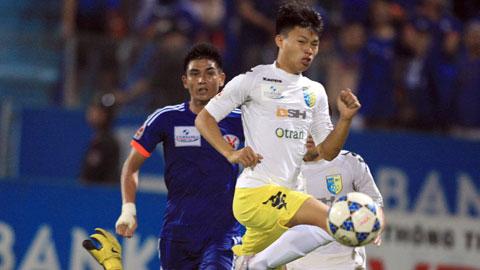 Các CLB V-League chú trọng địa phương hóa đội hình: