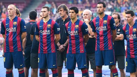 5 thảm họa trong năm 2014 của Barca
