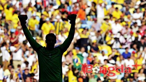 5 thủ môn xuất sắc nhất năm 2014