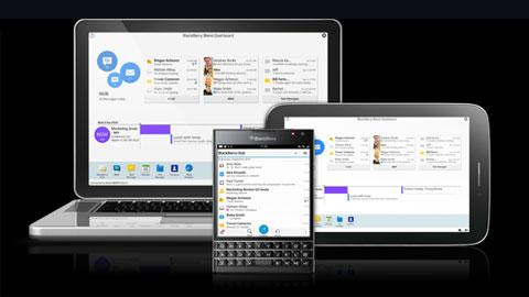 BlackBerry Blend: một trong nhiều tính năng mới hữu ích trên BlackBerry 10.3