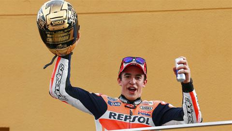 """Marc Marquez – """"Sao mai"""" của MotoGP"""