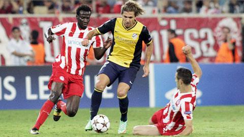 """Derby thành Milan"""" vì Alessio Cerci"""