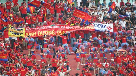 Chùm tin bóng đá Việt Nam (25/12)