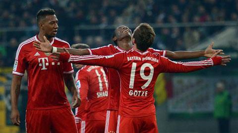 Bayern cần cải thiện những điểm gì trong năm 2015?