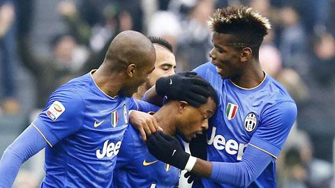 Nhìn lại năm 2014 của Juventus: Không hoàn hảo nhưng hứa hẹn