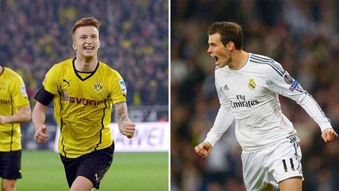 Vì Reus, Real sẵn sàng bán Bale cho M.U