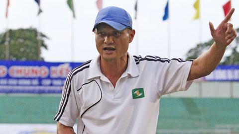 HLV Ngô Quang Trường (SLNA): Háo hức chờ đón thử thách V-League