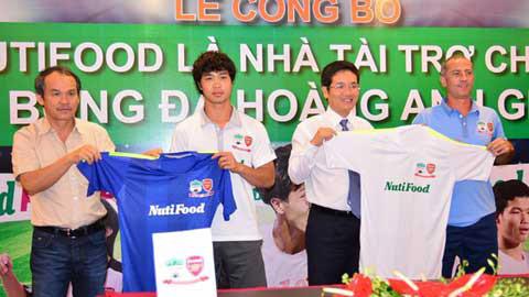 Lứa trẻ HA.GL sẽ làm nên chuyện ở V-League 2015