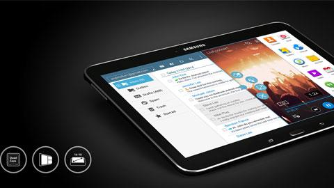 Samsung sắp trình làng tablet mới kế nhiệm Galaxy Tab 4