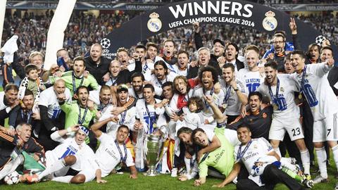 10 câu chuyện trong năm 2014 của bóng đá quốc tế