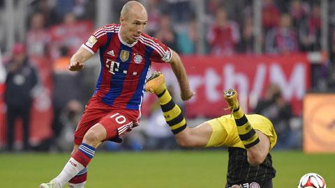 Bundesliga chưa thể đổi đời