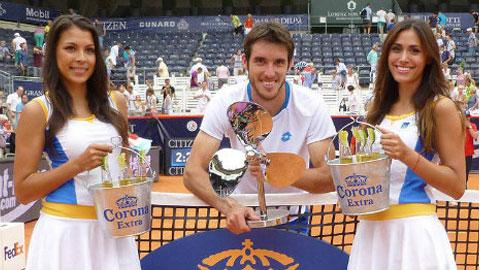 Điểm lại các tay vợt giành được ATP World Tour đầu tiên