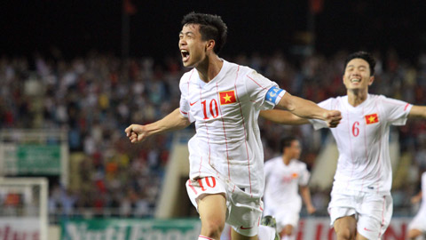 Hành trình phiêu du thế giới năm 2014 của U19 Việt Nam