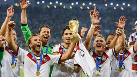 Bóng đá Đức hướng đến 2015: