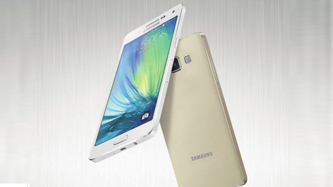 Galaxy A7 – smartphone mỏng hơn cả iPhone 6 sẽ ra mắt vào 14/1