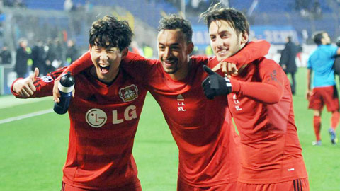 Những phát hiện mới ở Bundesliga 2014/15