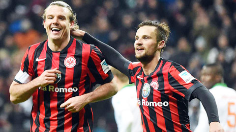 Cặp Robben và Mueller chưa phải số 1 Bundesliga