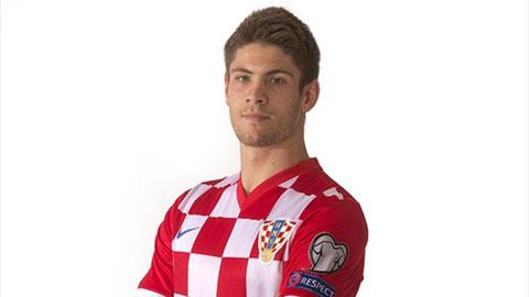 """Chelsea giành được """"Vua dội bom"""" Croatia"""