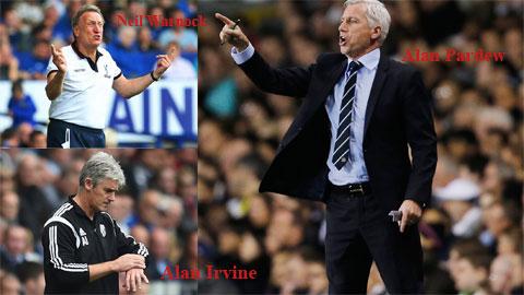 HLV Pardew rời Newcaslte đến Crystal Palace: 3 chiếc ghế HLV đổi chủ ngày cuối năm