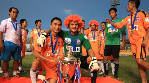 5 yếu tố làm nên nhà vô địch V-League
