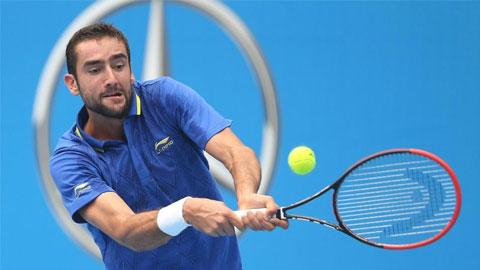 Brisbane International: Cilic bỏ giải, cơ hội cho Federer và Muray