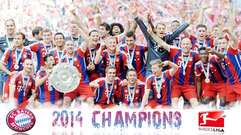 Bundesliga trước ngã rẽ 2015