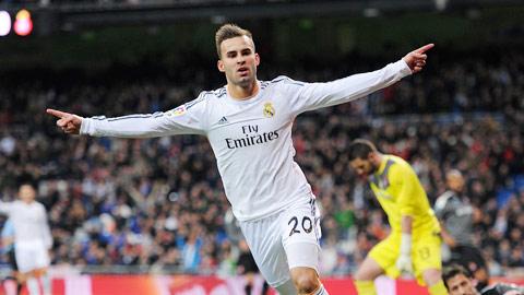 Real Madrid hướng đến năm 2015: Chờ Jese bay cao!