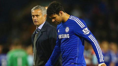 Mourinho chưa khai thác hết Costa