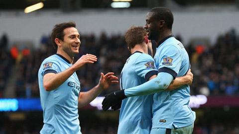 Những điều rút ra từ trận Man City 3-2 Sunderland